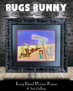 Bob Clampett L/ED Cel The Big Snooze Hollywood & Vine Custom Framed FREE SHIP