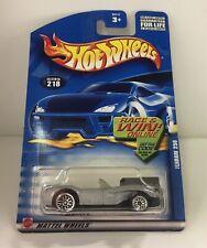 Hot Wheels 2001 Collector #218 Ferrari 250 Die-Cast Metal Car Mattel 1:64 Nos