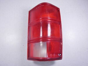 86-92 Jeep Comanche MJ Right RH Passenger Side Taillight Tail Light Lamp Lens #3