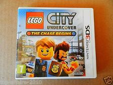 ★ LEGO CITY UNDERCOVER The Chase Begins ★ - jeu N° 21  Console Nintendo 3DS 2DS