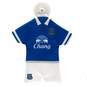 Everton Football Club Car Mini Cloth Home Kit Hanger With Sucker EFC EPL