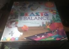 Beasts of Balance Tabletop / Digital hybrid family stacking game NEW App Enabled