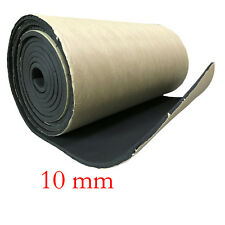2Roll 10mm Car Auto Sound Proofing Deadening Insulation Closed Cell Foam Noise