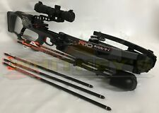 Ravin R10 Gunmetal Grey Crossbow w/ Free Soft Case, Sling, 3 Extra Arrows - R011