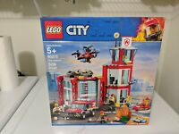 LEGO City 850618 LOTX5 Fire Accessory Pack New Factory Sealed