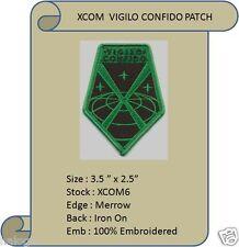 X-COM VIGILO CONFIDO - GREEN PATCH - XCOM6