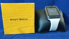 New Blue-tooth Smart Watch & Phone with Camera - Black - (5135)