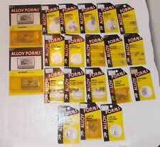 N SCALE TRAIN LOT OF NIB METAL PARTS  FOR YOUR LAYOUT     ...