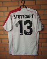 VfB Stuttgart football shirt #13 2005-2006 Home jersey soccer Size L Puma