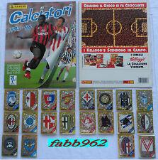 Calciatori Panini 1995/1996/96 Album vuoto+set completo da edicola