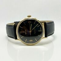 Omega Seamaster DeVille 14k Gold Automatic Watch (4931)