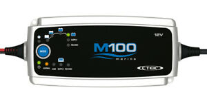 Chargeur de batterie CTEK m100 12 V 7 A Marine
