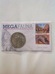 Australia - 2008 - MEGAFAUNA Medallion PNC/FDC - Limited Edition # 4,124