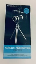 Smartphone Camera Lens - Samsung Galaxy S 3 - Silver Crest 8xOptical Zoom