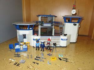 Playmobil Polizeistation 6872 Gefängnis