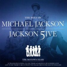 Michael Jackson - The Best Of Michael Jackson & Jackson 5ive (CD)