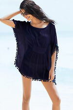 Regular Size Solid Summer/Beach Shirt Dresses for Women