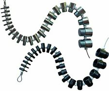 Nut and Bolt Thread Checker Complete SAE/Inch and Metric Set Packs