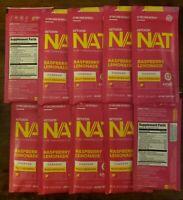 Pruvit Keto OS NAT Ketones Raspberry Lemonade Charged 10 Packets Exp 2022