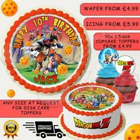 Cat Children/'s Birthdays Tom and Jerry Cake and Cupcake Toppers Personalised