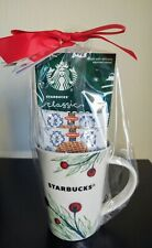 Starbucks Holiday 2020 Mug Gift Set...NEW!