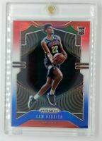 2019-20 Panini Prizm Red White Blue Cam Reddish Rookie RC #256, Hawks, Refractor