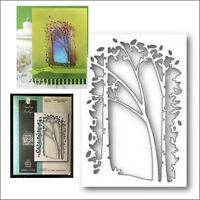 Sapling Collage Frame Metal Die Memory Box Cutting Dies 99738 Trees Frames Birch
