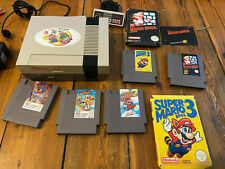Nintendo NES Konsole Mario Bros 1-3, Duck Tales, Chip'N Dale
