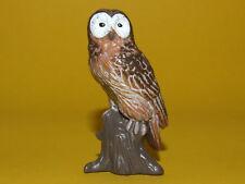 17) Schleich Tawny Owl Kauz Waltkauz alt Rarität 14238