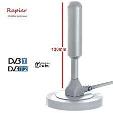 Espada ropera 130 Dbia TDT DVB-TV Antena-Plata Antena Digital De Interior/exterior