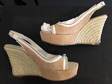 Chaussures Espadrilles compensées GUESS pointure 39 wedge shoes