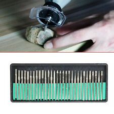 For Dremel Rotary Tool Die Grinder Drill Bits Diamond Grinding Cutting Burr Tool
