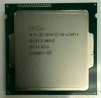 Intel Xeon Quad Core E3-1230v3 3.30GHz 8MB Cache SR153 LGA1150 CPU Processor