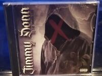 Jimmy Donn - The Darker Side CD SEALED horrorcore liquid assassin new