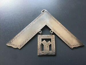 Craft Past Masters Collar Jewel  Kingsgate Lodge No 4882