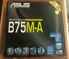 ASUS B75M-A Computer Motherboard - New in Box