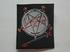 Slayer Haunting The Chapel Embroidered Patch