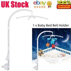 Baby Bed Bell Mobile Holder for Crib, Cot Doll Toy Kid Bell Holder Arm Bracket