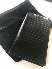Genuine Christian Dior Homme Mens Jacket Wallet