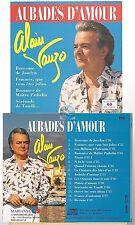 Alain Vanzo CD ALBUM Aubades D'amour (marianne melodie)