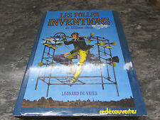 leonard de vries les folles inventions du 19eme siecle 1972