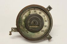 Original 1930s Car Truck 100mph Speedometer Chevrolet Ford Mopar Parts Rebuild