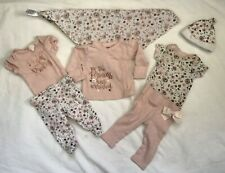 Newborn Baby Girl Mix and Match Organic Gerber Clothes