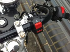 Auxiliary Lights OR Fog Lamps Handle bar Switch For All Motorcycles.
