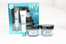 Boots No7 Protect&Perfect Intense Advance Anti-Ageing Skincare KIT Serum