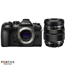Olympus OM-D E-M1 Mark II Camera Kit with 12-40mm F2.8 Lens **BRAND NEW**