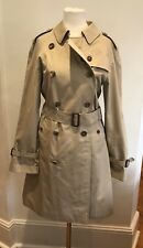 Burberry Trench Coat Beige Size 6