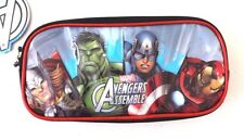 Exclusive Marvel Avengers Assmeble Pencil Case NWT FREE SHIPPING