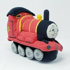 James the Red Engine Plush Toy Thomas and Friends Red Number 5 GUND