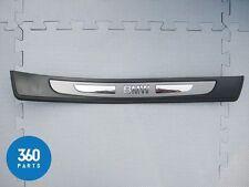 NEW GENUINE BMW 7 SERIES REAR RIGHT DOOR ENTRANCE COVERING DARK SILV 51477051874
